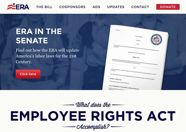 Employee Rights Act Screenshot